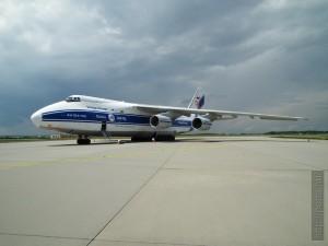 Antonov AN-124 BUD Budapest