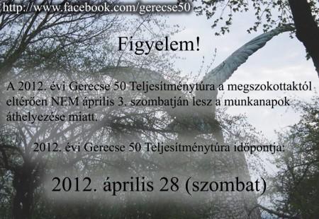 2012.04.28. Gerecse 50