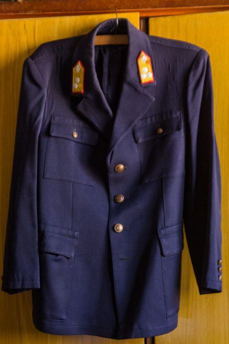 Eladó MÁV egyenruha zakó retro gyűjtőknek is