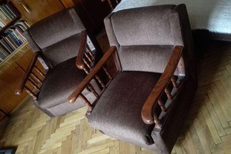 Eladó fotel kényelmes retro 80-as évek